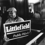"Campaigning for Littlefield, from ""Blacks and White"""